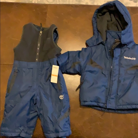 Timberland 2 piece winter jacket and snow pants be183e56a